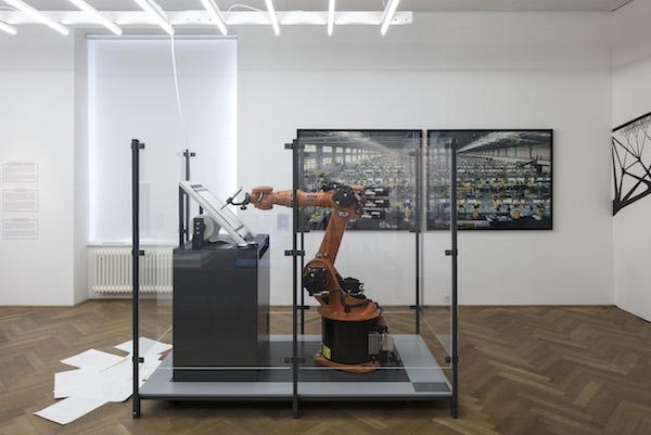 "Ausstellung: ""Hello, Robot""; Gewerbemuseum Winterthur"