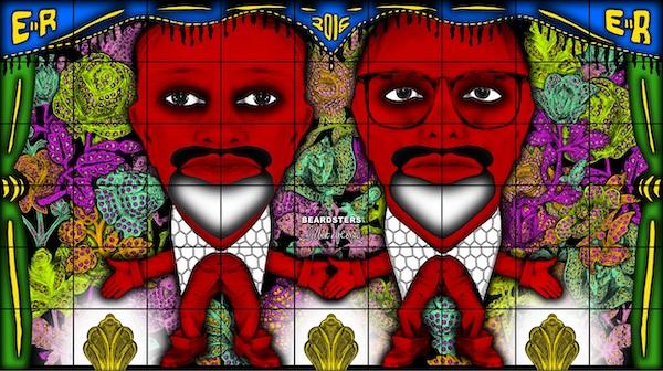 Gilbert & George - BEARDSTERS