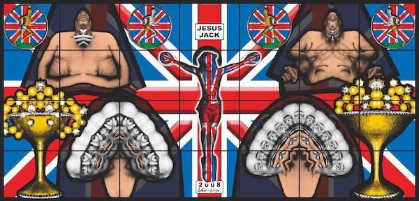 Gilbert & George - JESUS JACK
