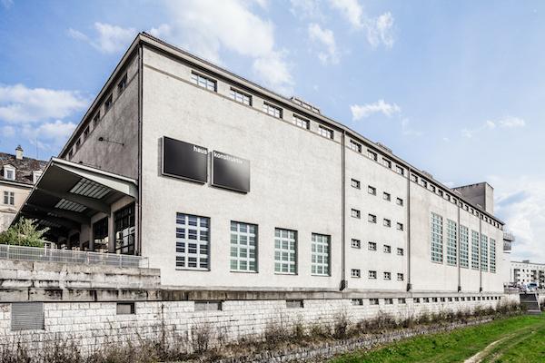 Museum Haus Konstruktiv - Day view - Peter Baracchi