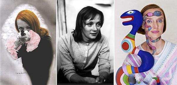 Niki de Saint Phalle - portrait